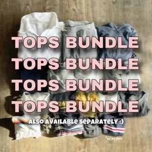 Basic Tops Bundle